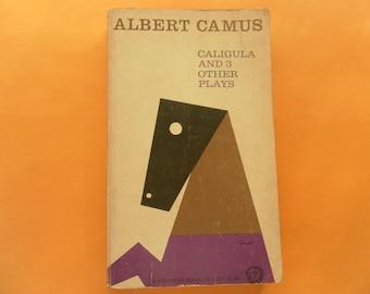 Albert Camus Plays Vintage paperback 1958