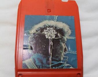 "8 Track Tape - Bob Dylan's Greatest Hits Vol. II"" 1967"