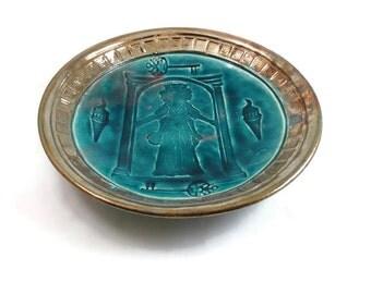 GODDESS Hecate HEKATE Offering Bowl Handmade Ceramic Pottery