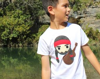 Kids T-shirt - Willie the Music Man