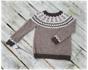 Beautyful alpaca sweater (size 3 y)