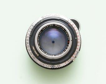 Converted Kodak Retina XENON C Schneider-Kreuznach f2.0/50 lens L39 LTM leica for Digital Mirrorless