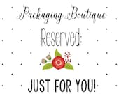 """RESERVED - Gitchigami 250 """"mini business cards"""" measure 1"""" x 2.75"""" -15pt heavy stock -  Matte, double sided, no holes"""