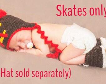 Newborn Hockey Skates