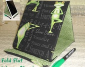 Folding iPhone / iPad / Book Stand Small for Your Handbag / Book Bag or Carry Case #FoldingPhoneStand