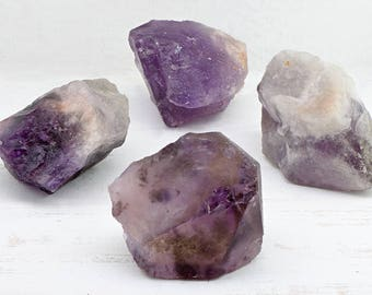 Rough Amethyst Gemstone - Love is in the Air