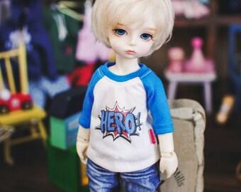 USD Hero Tshirt Blue