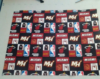 Miami Heat Fabric 248019