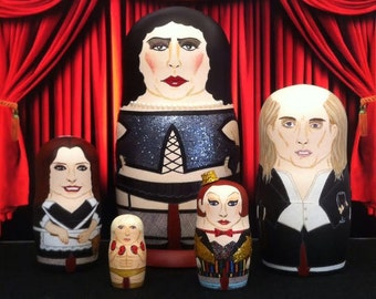 The Rocky Horror Picture Show Matryoshka Dolls