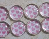 Push pins, pushpins, decorative tacks, decorative pins, office supply, office tacks, fancy pins, glass pins, glass push pins