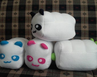 Panda Bear Bread plush