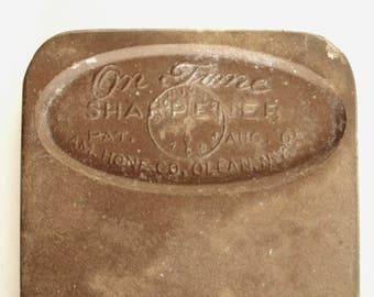Vintage Razor Sharpener, American Hone Co., 1905