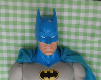 1988 Batman Figure 15 Inch, Vinyl, Vintage Toy