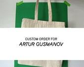 Custom Order for Artur Gusmanov