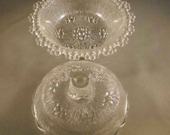 Vintage Dots Candy Dish