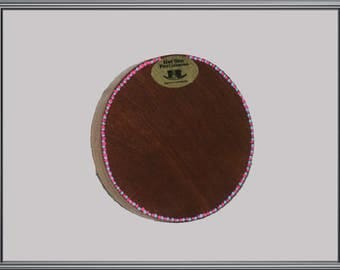 Wood Thumb Drum