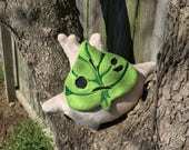 Makar the Korok Handmade Plush Doll