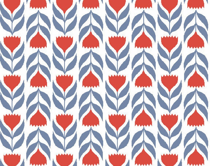 Organic Canvas Fabric - Monaluna Simple Life Canvas - Rosa Canvas