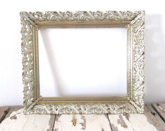 Vintage Fancy Gold Frame