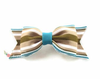 Girls Bows, Baby Girl Hair Bow, Hair Bows for Girls, Hair Accessories, Back to School Bows, Toddler Hair Bows, Baby Hair Bow Clip