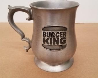 Vintage Pewter Mug
