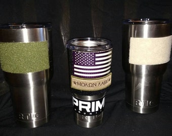 RTIC 30 oz morale patch cups tumblers