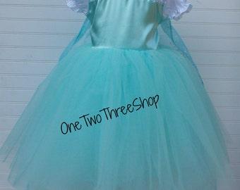 Frozen Elsa Dress Ice queen costume halloween dress elsa costume