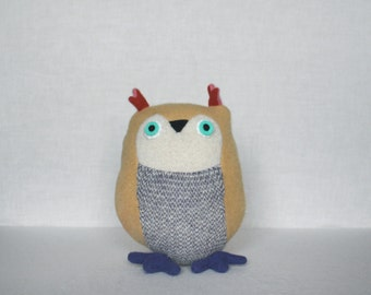 A Little Wise Owl