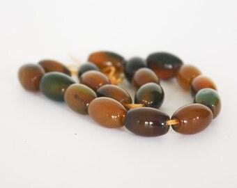 Glass Gradient Beads -  18