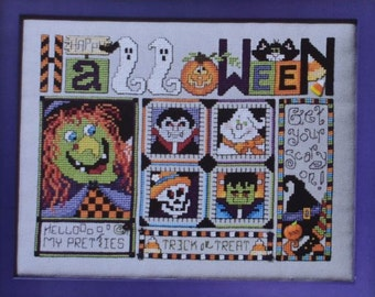 Halloween Gang  - Stoney Creek Collection Leaflet 344