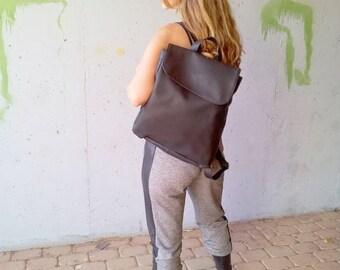 Black Backpack Bag, Laptop Backpack, Women Backpack, Black Bag, Backpacks for women, school backpacks, women Laptop Bags, vegan laptop bag