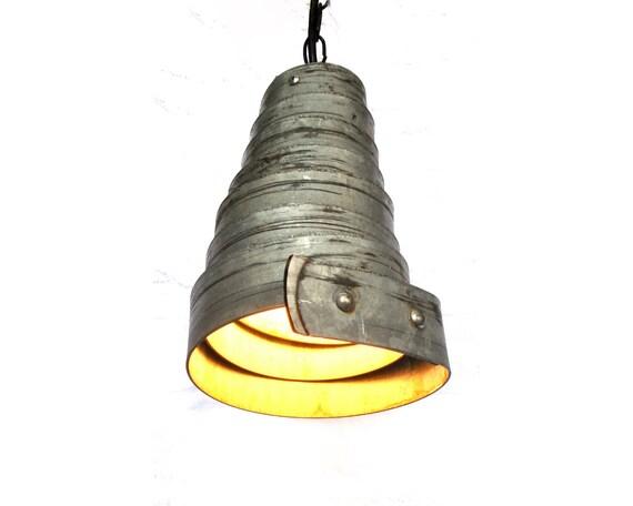 "CORBA - ""Bandha"" - Pendant Light - regular closed - 100% RECYCLED"