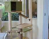 Reserved for Cheryl - Two Ramps for Cat Tree House & Hammock