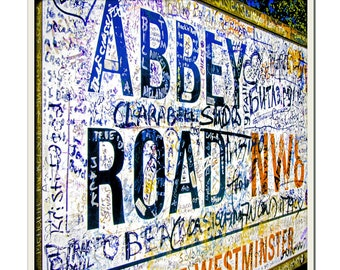 Abbey Road - Photographic Print by Doug Armand on Etsy