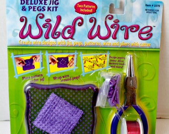 Wild Wire Jewelry designing kit