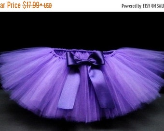 ON SALE Purple Tutu- Infant Tutu- Baby Tutu- Tutu Skirt- Tutu- Tutu Available In Different Colors- Newborn Tutu- Available In Size 0-24 Mont