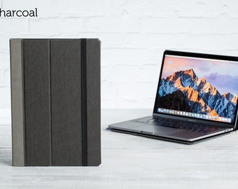 The Cartella Slim Case for 2016 Macbook Pro 13 - Charcoal