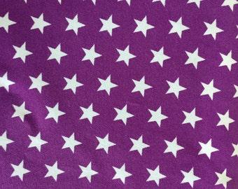 stars jersey, small star fabric