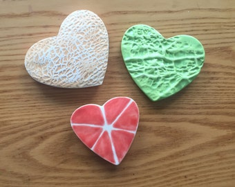 Cantaloupe, Cabbage, Grapefruit Magnets