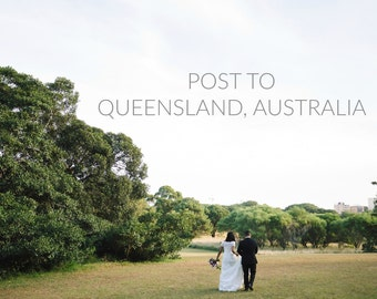 Add Postage Fee: Post to Queensland, Australia