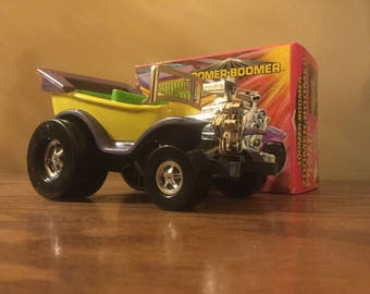 Vintage 1970s Topper Toys Zoomer Boomer Frantic Ford