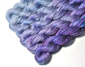 GRADATION Set of Silk Merino in Hydrangea - One of a Kind