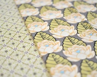 Fabric Pairing: Sandi Henderson and Lotus print