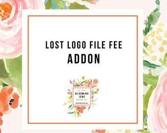 Addon: Lost Logo Files Fee