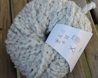 CHUNKY Weight Yarn - Alpaca Wool Blend - Lara by Debbie Bliss - Big 3.5 oz skeins 65 yards