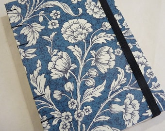 A6, MeDiary, Diary, weekly, planner, 2017, 2018, journal, notebook, Coptic, Rossi paper, florentine designs, flowers, blue, green, fruit