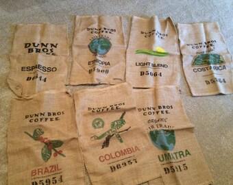 Seven Hemp Coffee Bags