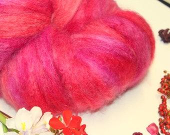 Kid mohair yarn with silk - SilKiMo