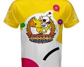 Moogle Chocobo Carnival Shirt Men's Sizes featured image