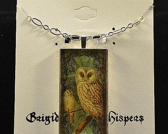 Owls Pendant